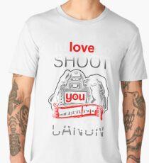Canon Men's Premium T-Shirt
