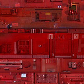 Red Dwarf by maxrhys