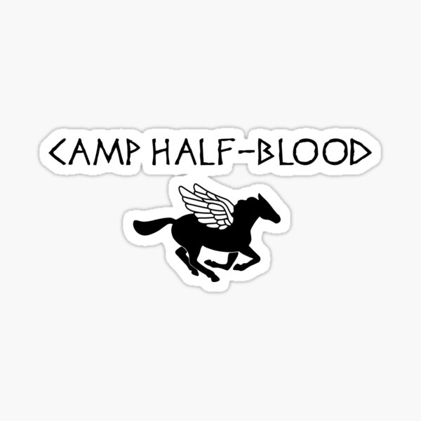 Camp Half-Blood - Percy Jackson Sticker