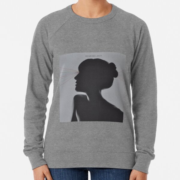 LP Sleeve artwork - Feist - reminder - fanart Lightweight Sweatshirt