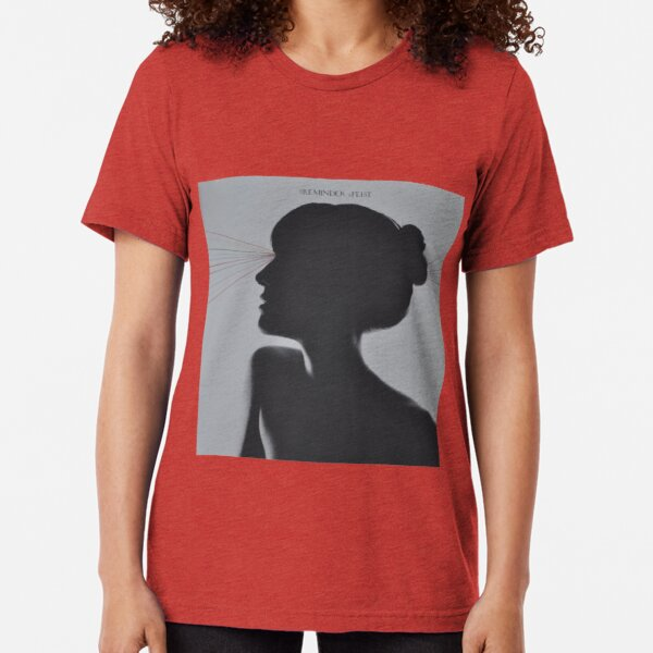 LP Sleeve artwork - Feist - reminder - fanart Tri-blend T-Shirt