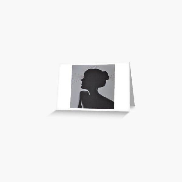 LP Sleeve artwork - Feist - reminder - fanart Greeting Card
