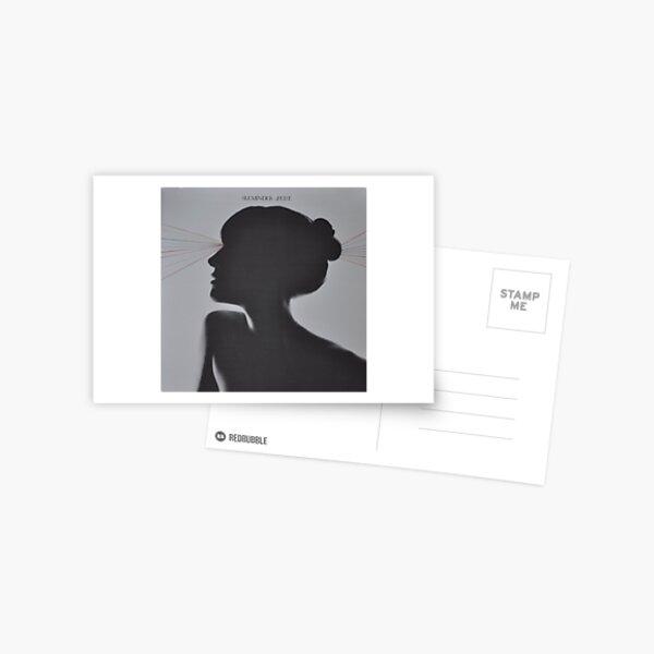 LP Sleeve artwork - Feist - reminder - fanart Postcard