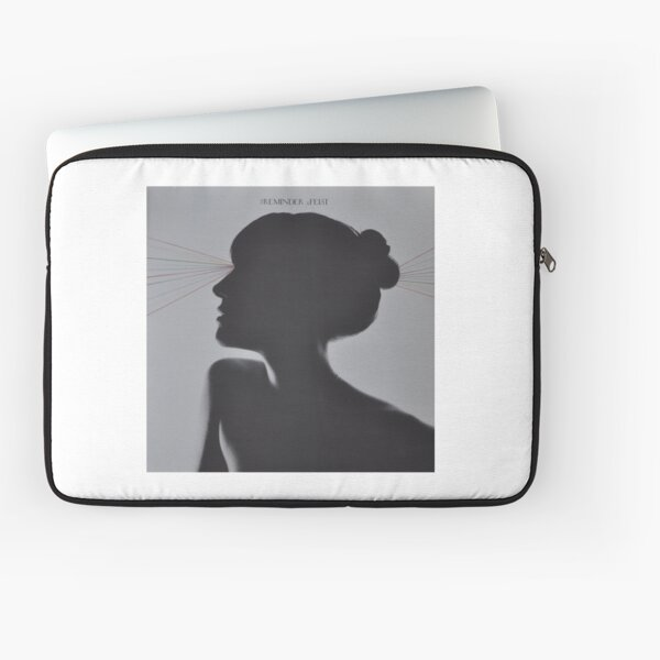 LP Sleeve artwork - Feist - reminder - fanart Laptop Sleeve