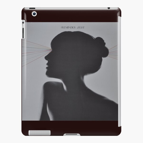 LP Sleeve artwork - Feist - reminder - fanart iPad Snap Case