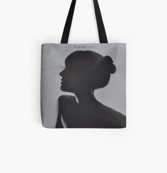 LP Sleeve artwork - Feist - reminder - fanart All Over Print Tote Bag