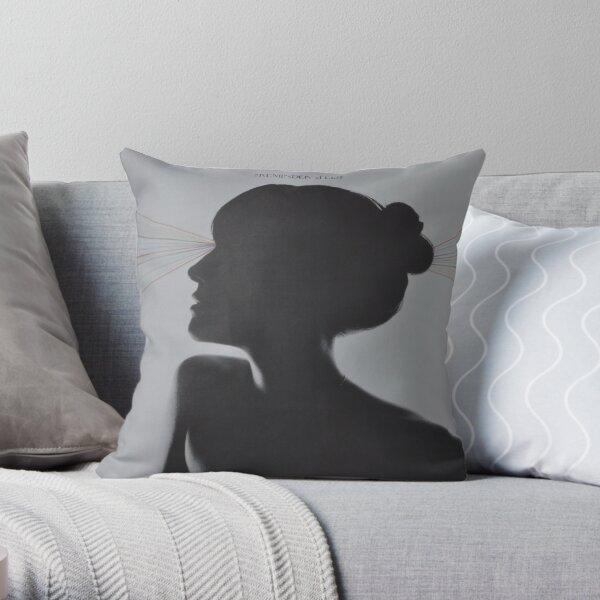 LP Sleeve artwork - Feist - reminder - fanart Throw Pillow