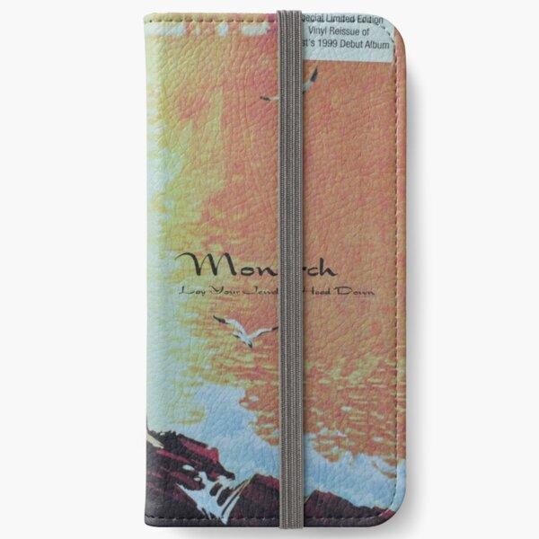 Feist - monarch - LP art fanart iPhone Wallet