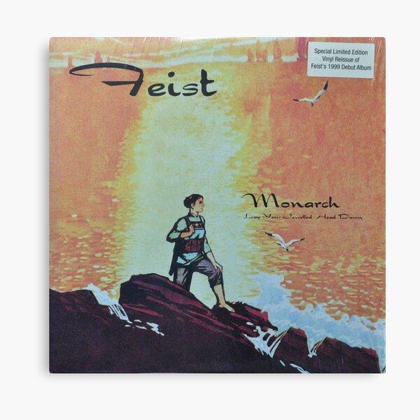 Feist - monarch - LP art fanart Canvas Print