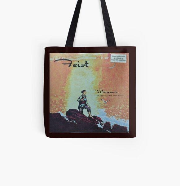 Feist - monarch - LP art fanart All Over Print Tote Bag