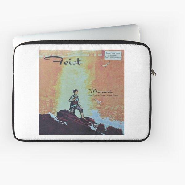 Feist - monarch - LP art fanart Laptop Sleeve