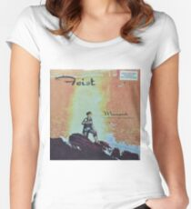 Feist - monarch - LP art fanart Fitted Scoop T-Shirt