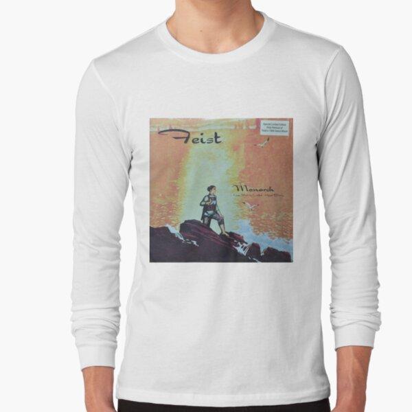 Feist - monarch - LP art fanart Long Sleeve T-Shirt
