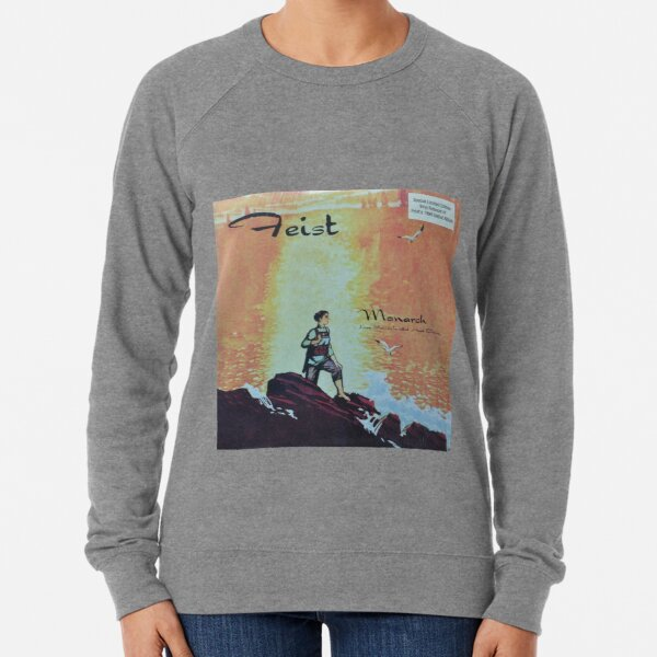 Feist - monarch - LP art fanart Lightweight Sweatshirt