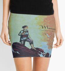 Feist - monarch - LP art fanart Mini Skirt