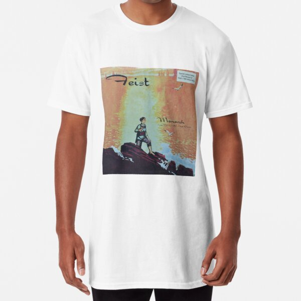 Feist - monarch - LP art fanart Long T-Shirt