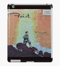 Feist - monarch - LP art fanart iPad Case/Skin