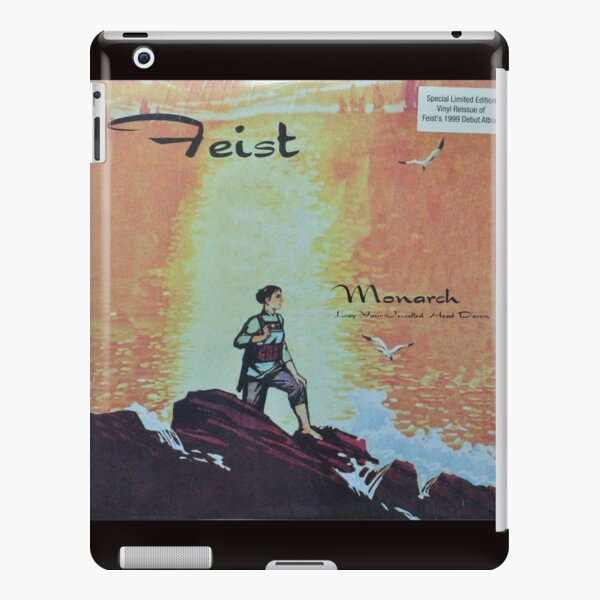 Feist - monarch - LP art fanart iPad Snap Case