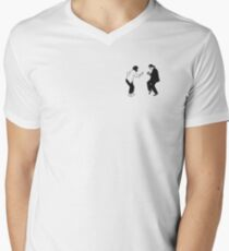 Pulp Fiction  Men's V-Neck T-Shirt