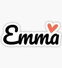 Emma ♥ Sticker