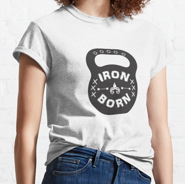 Ironborn Workout Classic T-Shirt
