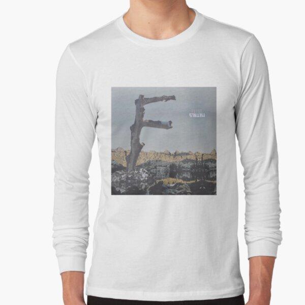 Feist - metals vinyl LP sleeve art - fanart Long Sleeve T-Shirt
