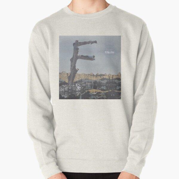 Feist - metals vinyl LP sleeve art - fanart Pullover Sweatshirt
