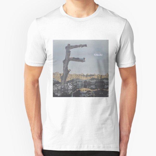 Feist - metals vinyl LP sleeve art - fanart Slim Fit T-Shirt