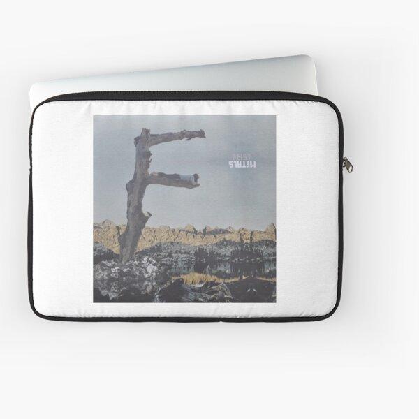 Feist - metals vinyl LP sleeve art - fanart Laptop Sleeve