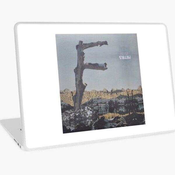 Feist - metals vinyl LP sleeve art - fanart Laptop Skin