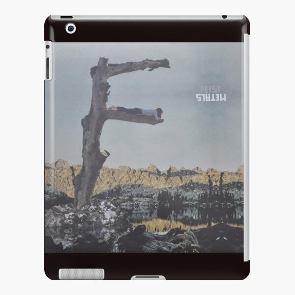 Feist - metals vinyl LP sleeve art - fanart iPad Snap Case