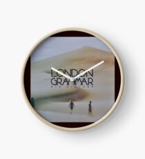London grammar - big picture sleeve art - fanart Clock