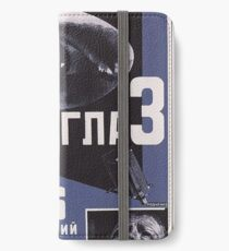 Cine Eye - Vertov iPhone Wallet/Case/Skin