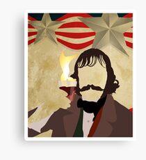 Bill the Butcher Canvas Print