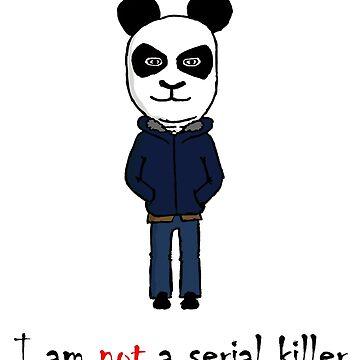 I am not a serial killer by garigots