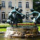 Antwerp - Dancing Nymphs by Gilberte