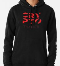 Crypto Trader Pullover Hoodie