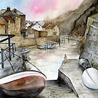 Staithes by Farida Greenfield