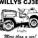 Willys CJ3B jeep (1) by RFlores