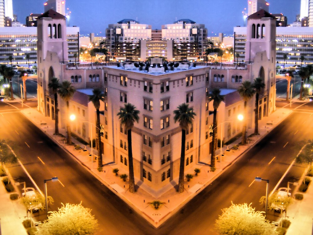 Phoenix Downtown Building Expanded by KLPhair