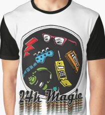 24k Magic (Retro) Graphic T-Shirt