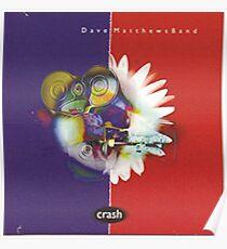 Dave Matthews Band Crash Poster