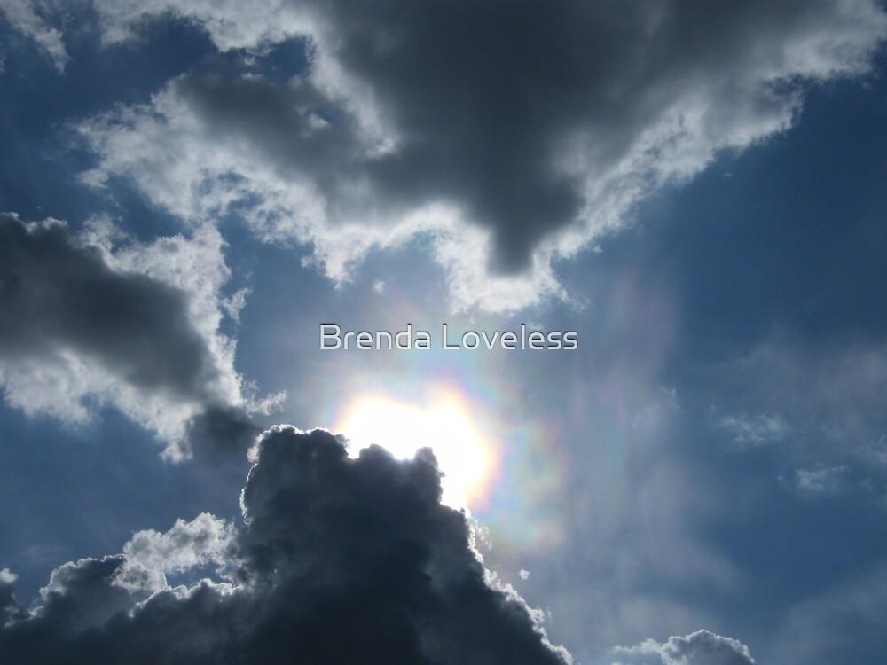 pure optic phenomenon by Brenda Loveless
