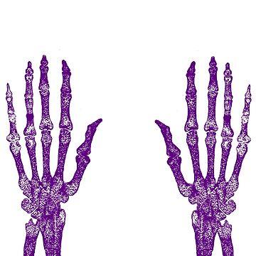 Skeleton Grab by ericarkitchen