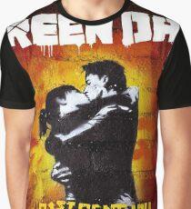 Green Day 21st Century Breakdown Graphic T-Shirt