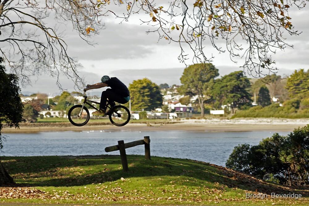 rail hop by Brodyn  Beveridge