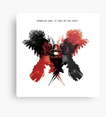 Kings Of Leon Only by the Night Metal Print