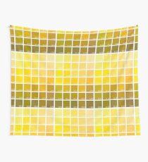 Shades of Yellow Pantone Wall Tapestry