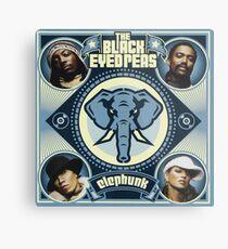 The Black Eyed Peas Elephunk Metal Print
