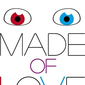 Made of Love by AnaDGpatasalada